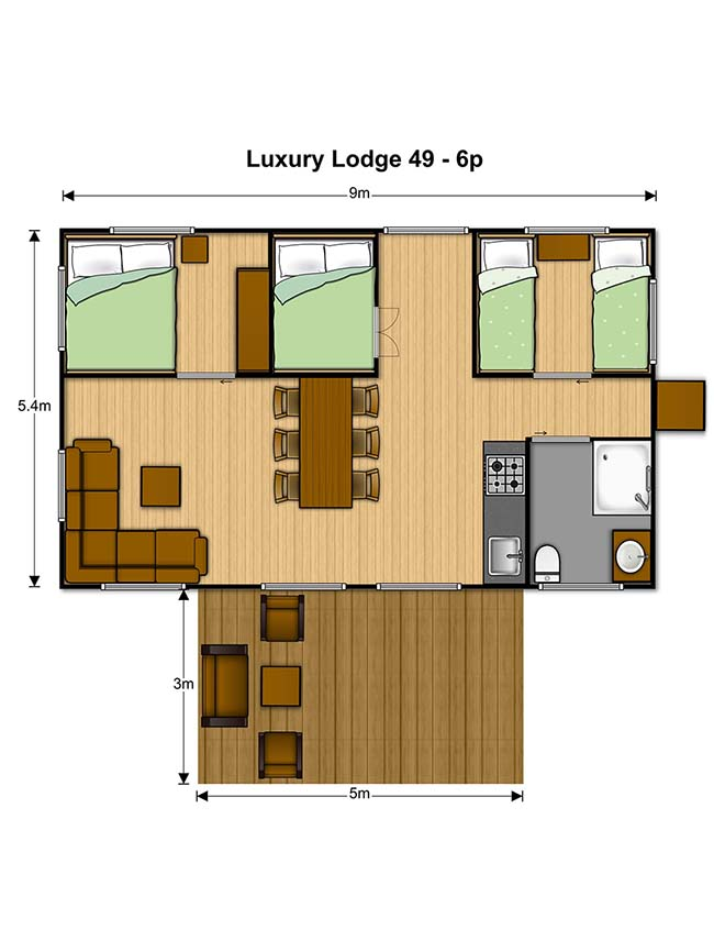 Luxury Lodge