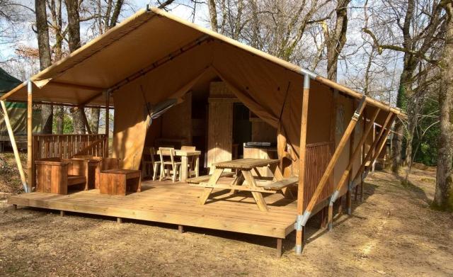 Tente Safari - Luxury Lodge - Sunair Lodge