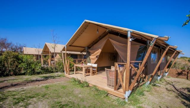 Tente Safari - Safari Woody - Sunair Lodge