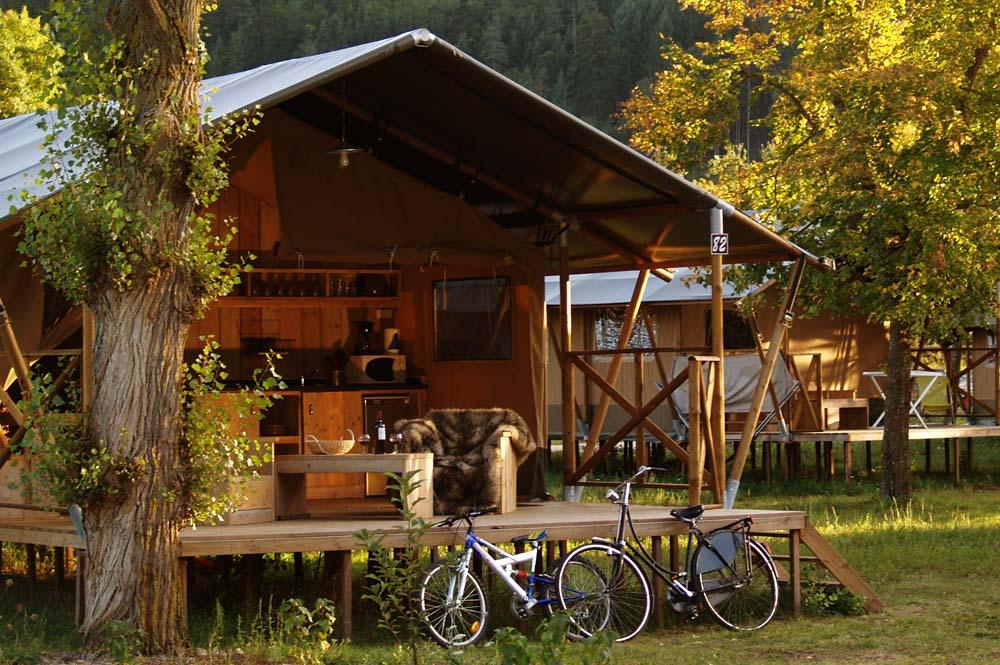 Tente Safari - Sunair Lodge