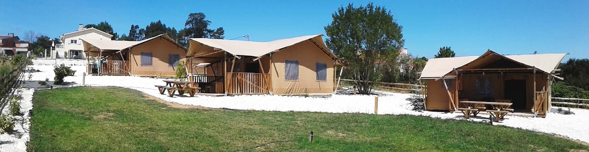 Sunair lodge - Tente safari lodge