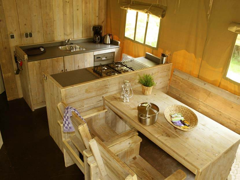 Cuisine - Meubles Safari