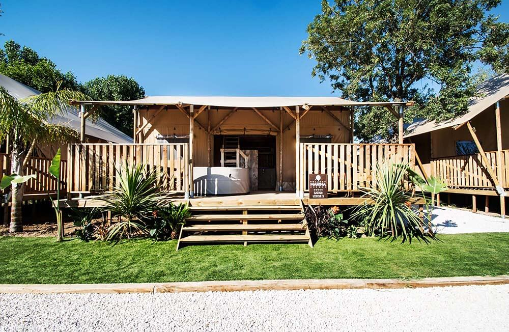 Sunair Lodge - Créateur de tentes safari, tentes de luxe